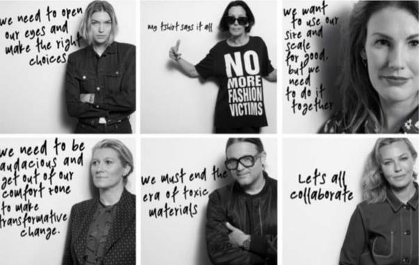 , Global Fashion Agenda unveils campaign on sustainability, The Circular Economy