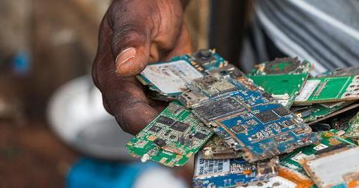 , Ghana, China, India and companies such as Dell pave the way for reuse of e-waste, The Circular Economy, The Circular Economy