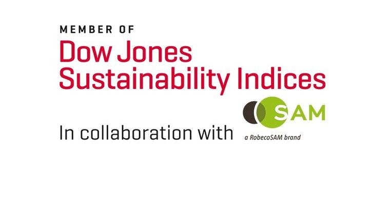 , selected for Dow Jones Sustainability Indices, The Circular Economy