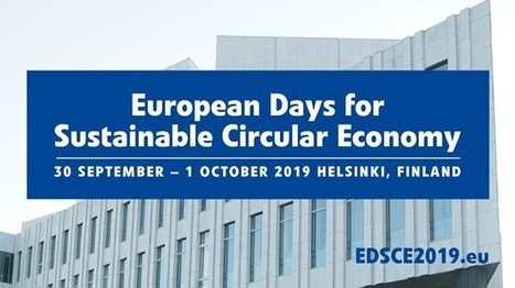 , Innovations, latest scientific knowledge and state of the circular economy on the agenda in Helsinki, The Circular Economy