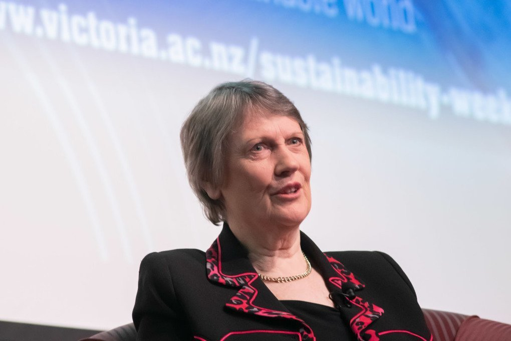, Helen Clark on the case for sustainability optimism, The Circular Economy, The Circular Economy