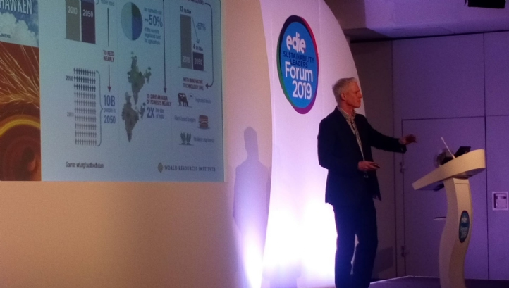 , Mike Barry: Five steps to go from good to GREAT sustainability leadership, The Circular Economy