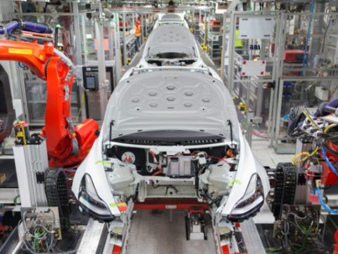 , An EV revolution: Four key takeaways from Tesla's first sustainability report, The Circular Economy, The Circular Economy