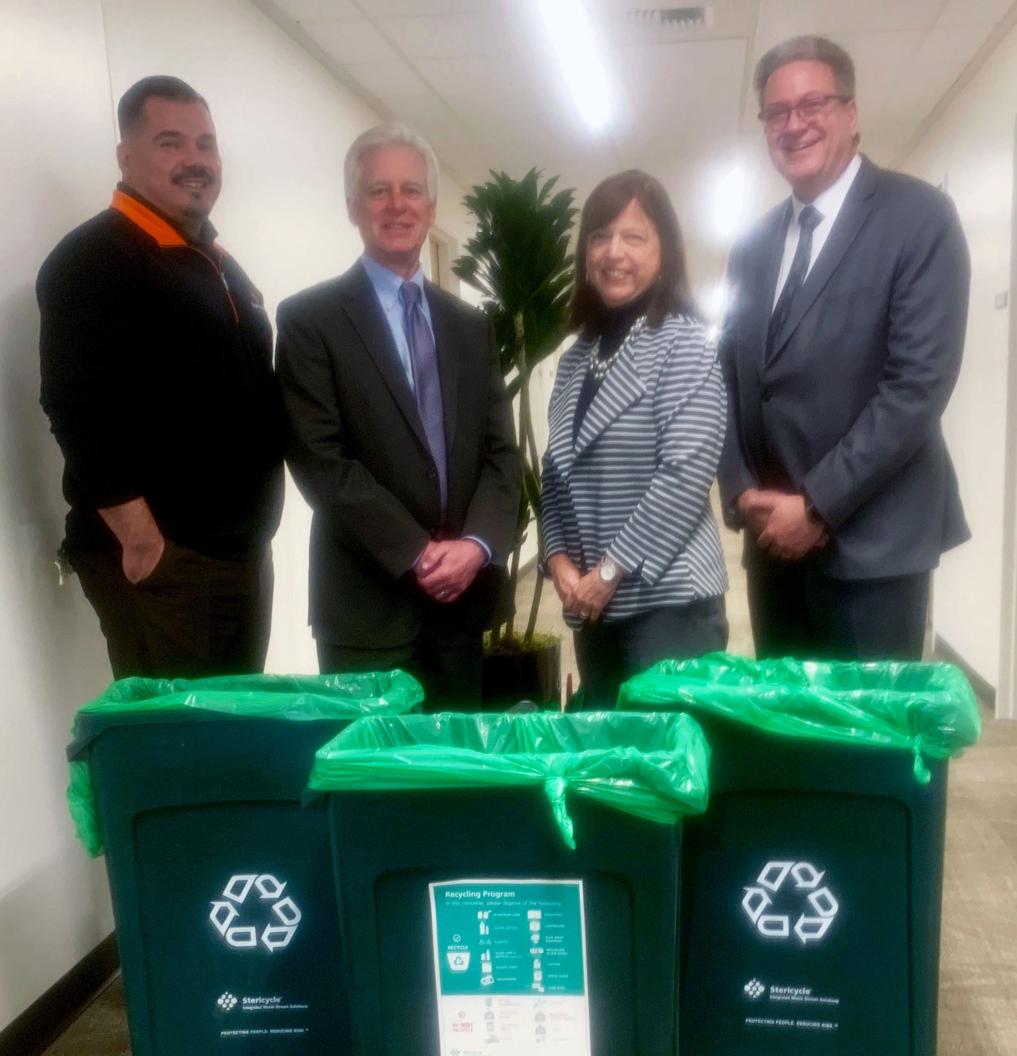 , St. Bernardine Medical Center honored for environmental sustainability by Practice Greenhealth, The Circular Economy