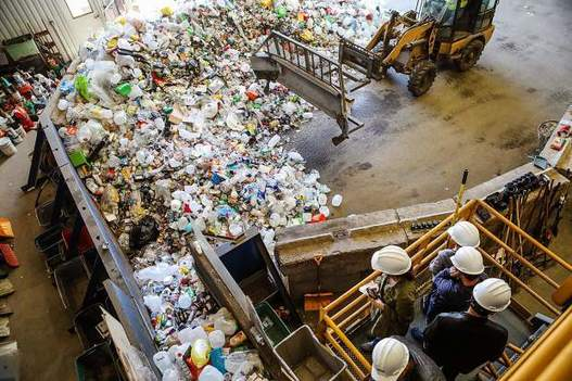 Sustainability Tip: Recycle properly to reduce greenhouse gas emissions, The Circular Economy