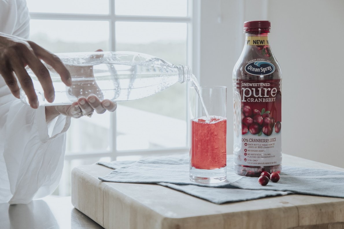 , Ocean Spray On Its New Brand Strategy To Scale Health-Forward, Sustainability-Focused Food, The Circular Economy