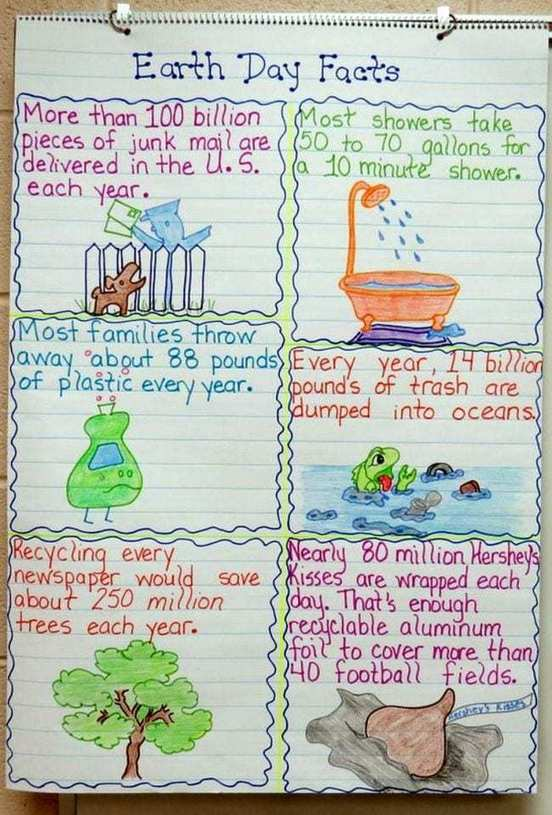 , Sustainability and Recycling Anchor Charts to Use in Your Classroom, The Circular Economy