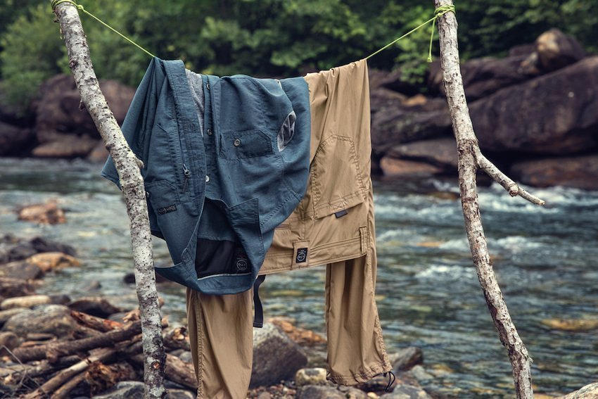 , Wrangler Adds Sustainability Factor to New Outdoor ATG Western Denim, The Circular Economy