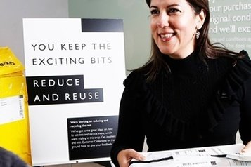 , John Lewis pilots in-store sustainability scheme, The Circular Economy, The Circular Economy