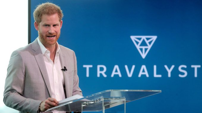 , Prince Harry backs travel sustainability project Travalyst amid private jet furore, The Circular Economy, The Circular Economy