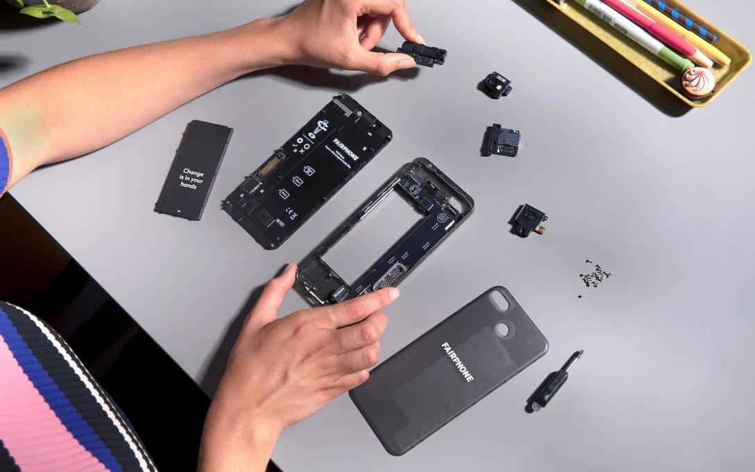 , Fairphone 3 keeps the modular phone dream alive for sustainability, The Circular Economy, The Circular Economy
