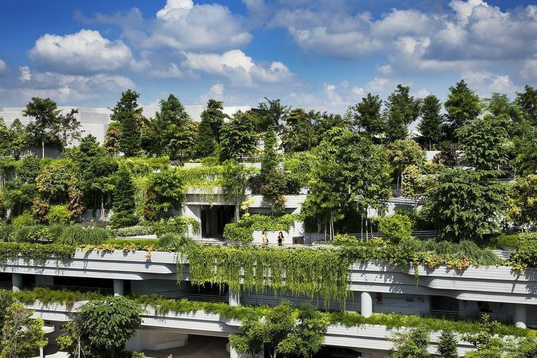 Panel of sustainability experts to judge $2m sustainable architecture competition, The Circular Economy