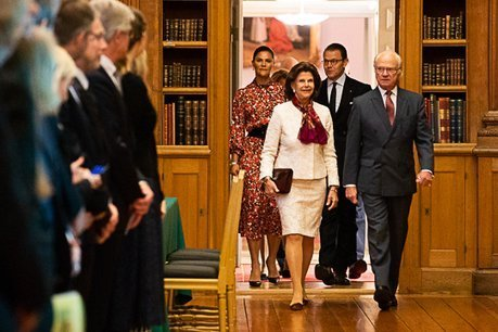 , Swedish royals attend technology and sustainability seminar –, The Circular Economy