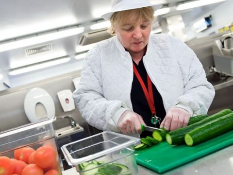 , NHS vows to halve single-use plastic from catering, The Circular Economy