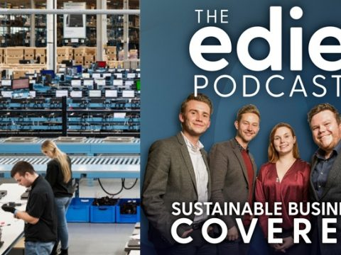 , Sustainable Business Covered podcast: A circular economy technology tour with HPE, The Circular Economy, The Circular Economy
