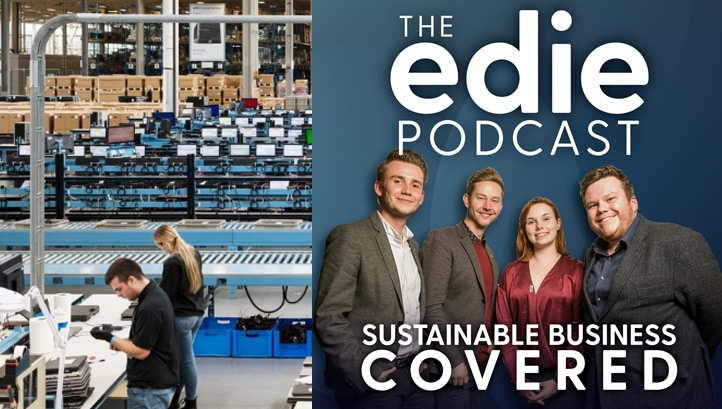 Sustainable Business Covered podcast: A circular economy technology tour with HPE