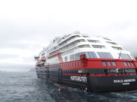 , First hybrid-powered cruise ship sets sail with sustainability at the core, The Circular Economy, The Circular Economy