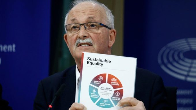 , Europe needs a new Social Contract for Sustainability and Just Transition, The Circular Economy, The Circular Economy
