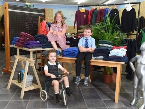 , Social enterprise sets up shop selling reusable school uniforms in sustainability drive, The Circular Economy, The Circular Economy