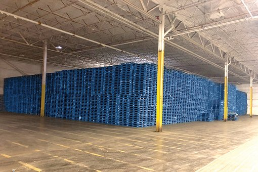 , Pallets freshen up a farmer's sustainability score, The Circular Economy, The Circular Economy