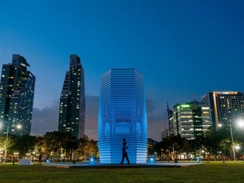 , Local public art project rethinks urban redevelopment and sustainability, The Circular Economy, The Circular Economy