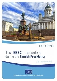 Finnish EU presidency programme presented at EESC – sustainability and wellbeing top priorities, The Circular Economy