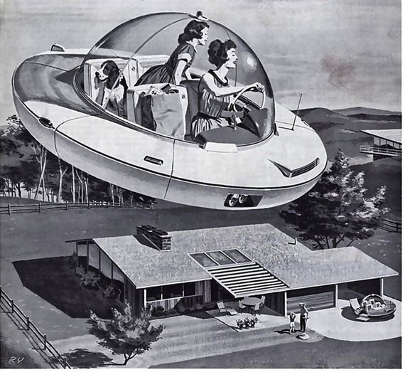 """, Researchers say flying cars could """"have a niche role in sustainability"""", The Circular Economy"""