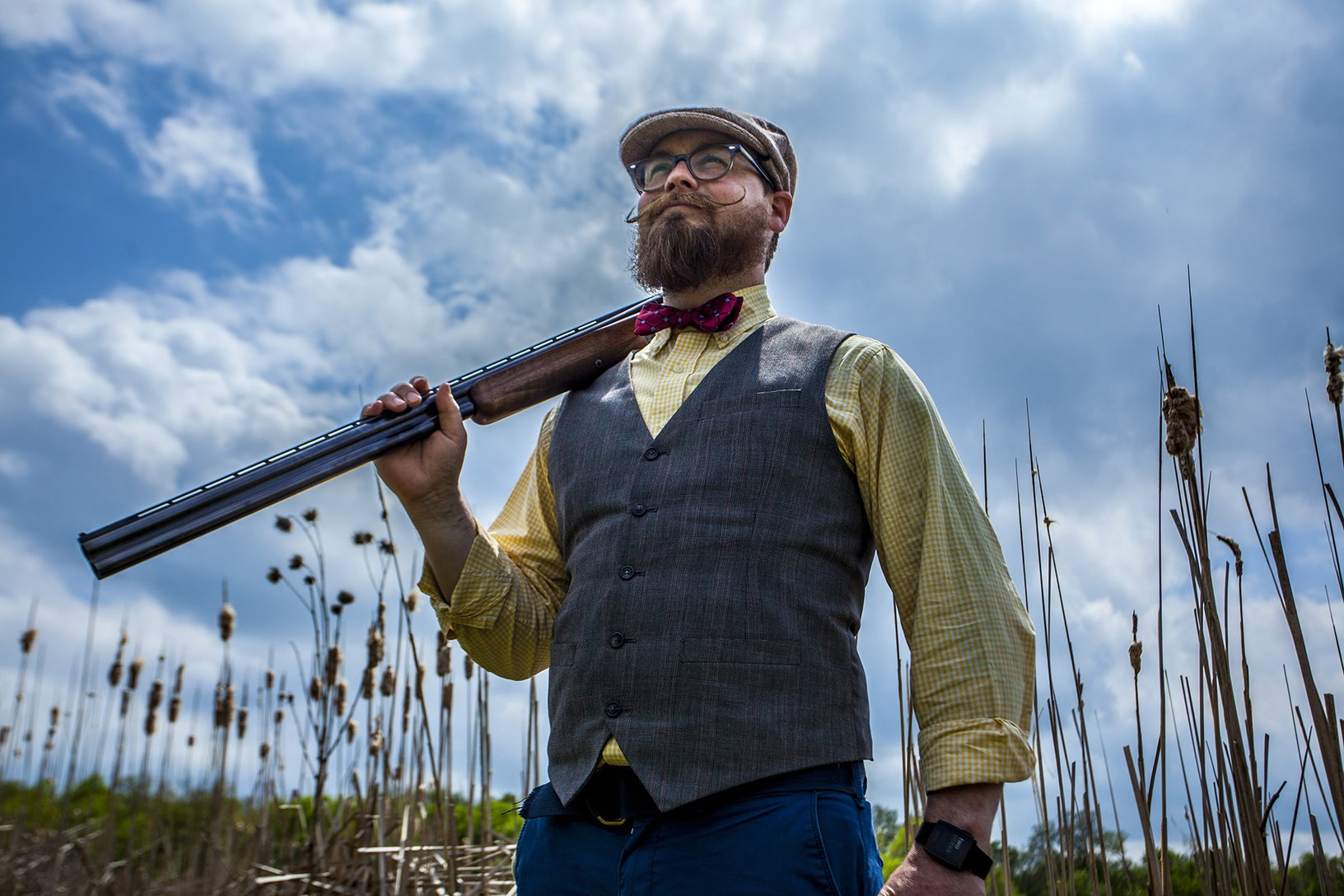 Going Organic: Veteran Hunters Inviting Hipsters To Practice Some REAL Sustainability, The Circular Economy