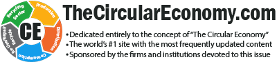 Building Sustainability in Your Facility, The Circular Economy
