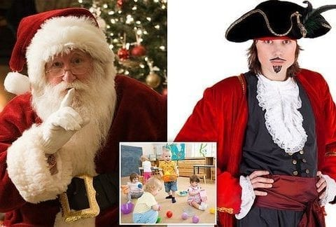 , Melbourne daycare centre replaces Santa with a 'Sustainability Pirate', The Circular Economy, The Circular Economy