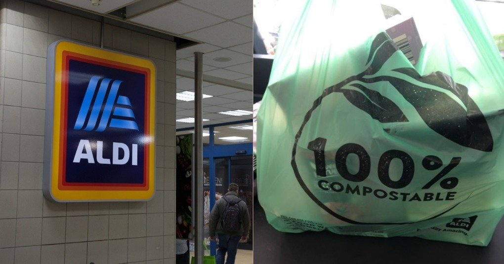 , Aldi Set To Replace 12.5 Million Single Use Plastic Bags With Compostable Bags, The Circular Economy, The Circular Economy