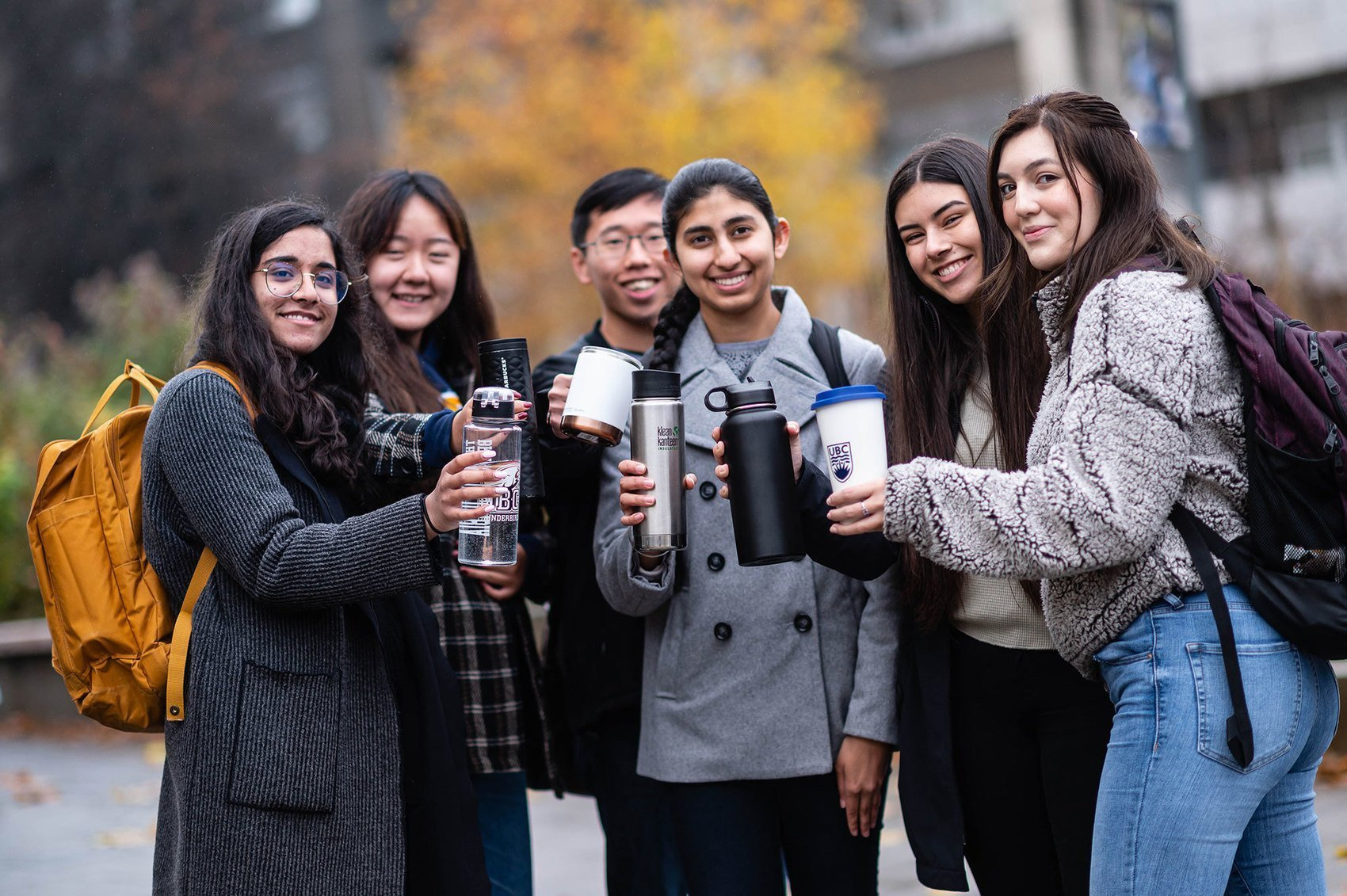 , UBC ditching single-use coffee cups and plastic food ware, The Circular Economy