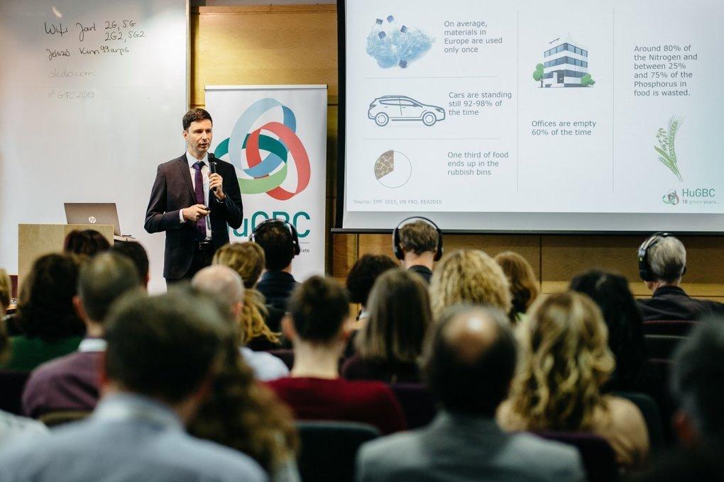 , HuGBC Promotes Concept of Circular Economy, The Circular Economy