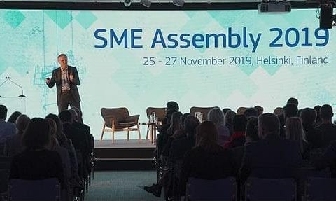 , SME Assembly – sustainability tops the agenda, The Circular Economy, The Circular Economy