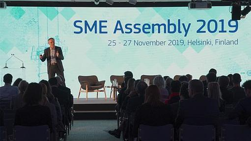 , SME Assembly – sustainability tops the agenda, The Circular Economy
