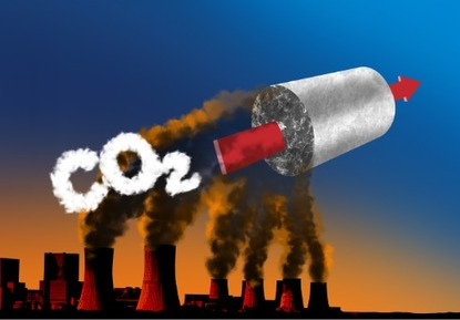, Sustainable material for carbon dioxide capture | Chalmers, The Circular Economy
