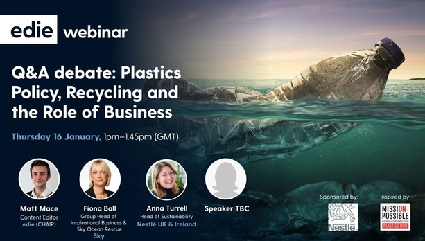 , Single-use plastics: Days left to register for free online event, The Circular Economy, The Circular Economy