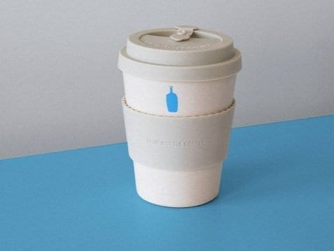 , Blue Bottle is getting rid of single-use cups at one store, The Circular Economy