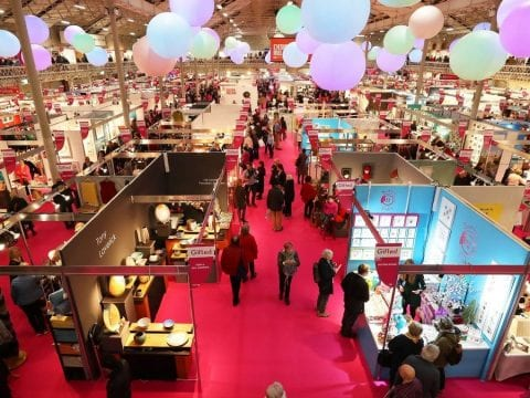 , Sustainability key trend at this year's Gifted Fair, The Circular Economy, The Circular Economy