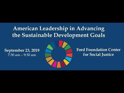 , American Leadership on the Sustainable Development Goals, The Circular Economy