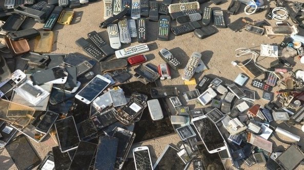 , Where Our Smartphones Go When They Die, The Circular Economy