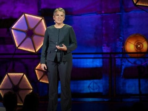 , Tina Arrowood: A circular economy for salt that keeps rivers clean | TED Talk, The Circular Economy