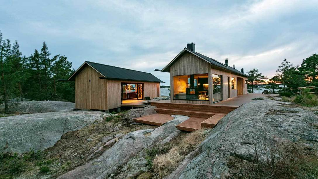, Project Ö Is a Self-Sustaining Cabin in the Finnish Archipelago, The Circular Economy