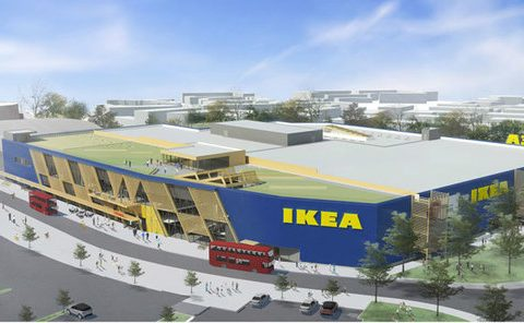", Ikea's new London branch will be its most ""sustainable"" in UK, The Circular Economy"