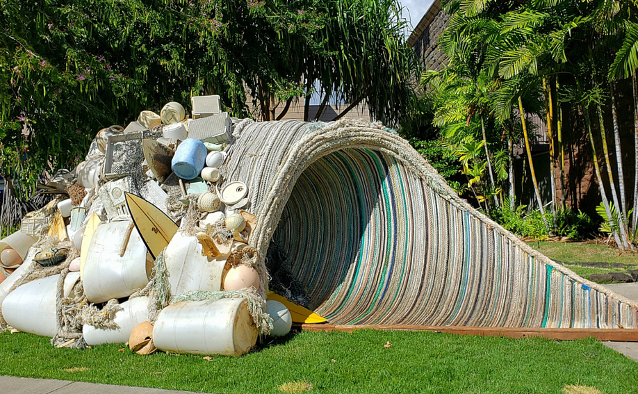 , A Museum in Hawai'i Eliminates Single-Use Plastic Products, The Circular Economy