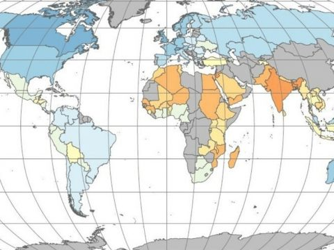 , Map scores sustainability of global food systems, The Circular Economy