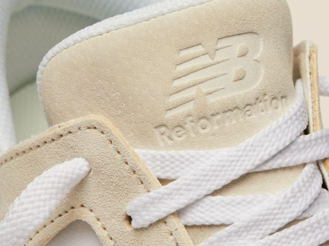 , Reformation x New Balance Sustainable Sneakers, The Circular Economy