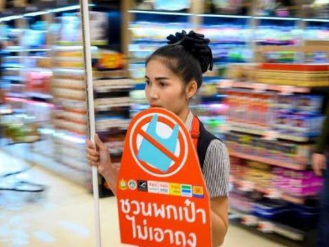 , Thai retailers ban single-use plastic bags, The Circular Economy, The Circular Economy