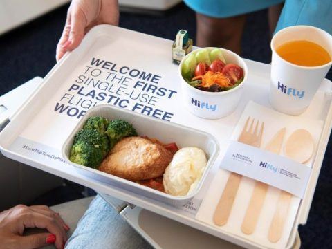 , Press Release: Hi Fly makes good on vow to fly without single-use plastic, The Circular Economy