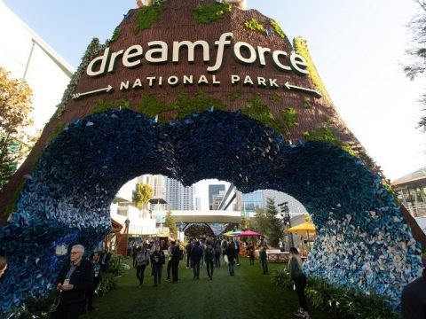, Salesforce Announces Further Commitments to Sustainability, The Circular Economy, The Circular Economy